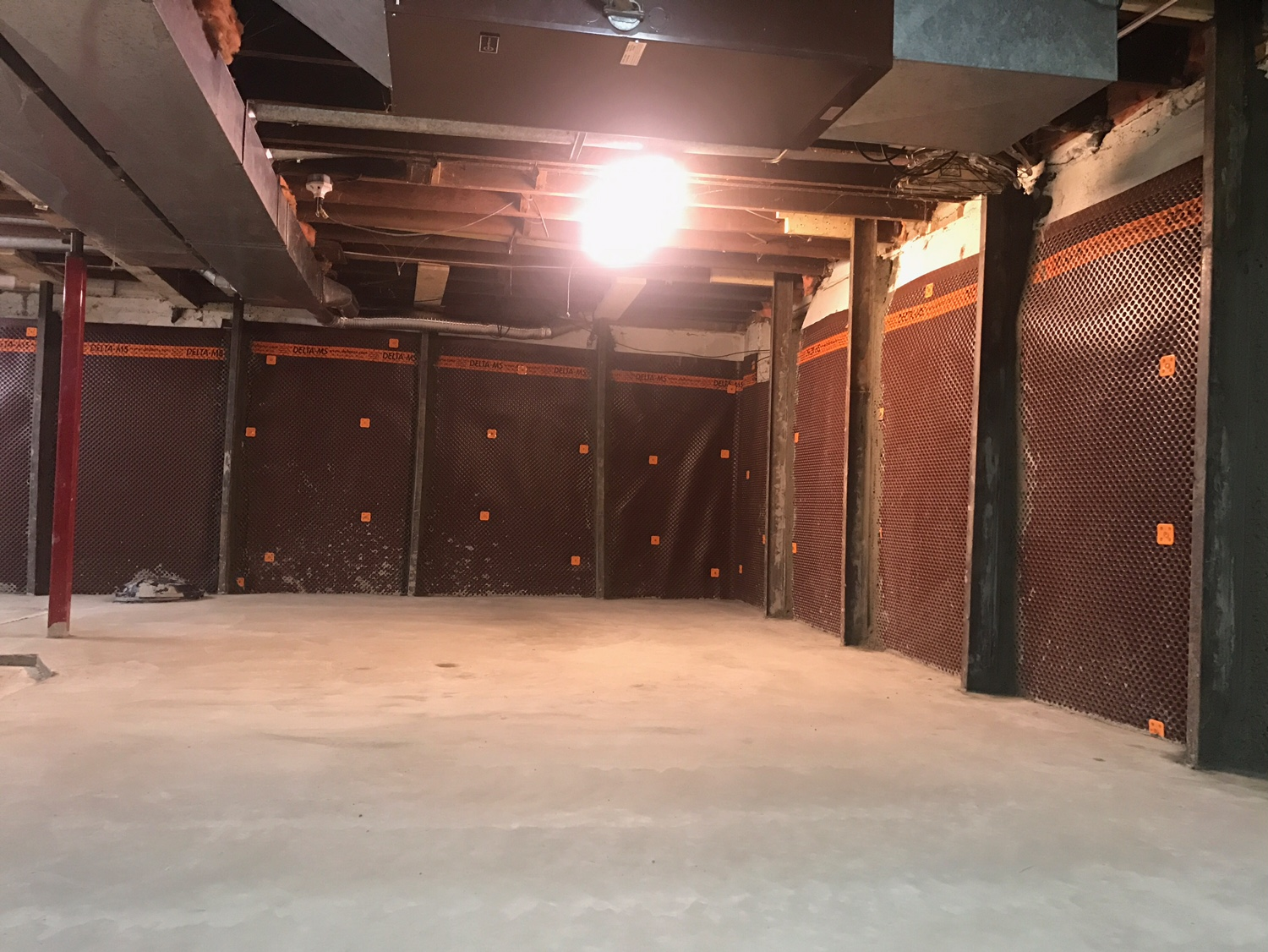 Basement Slab Levelling – Forged Foundations
