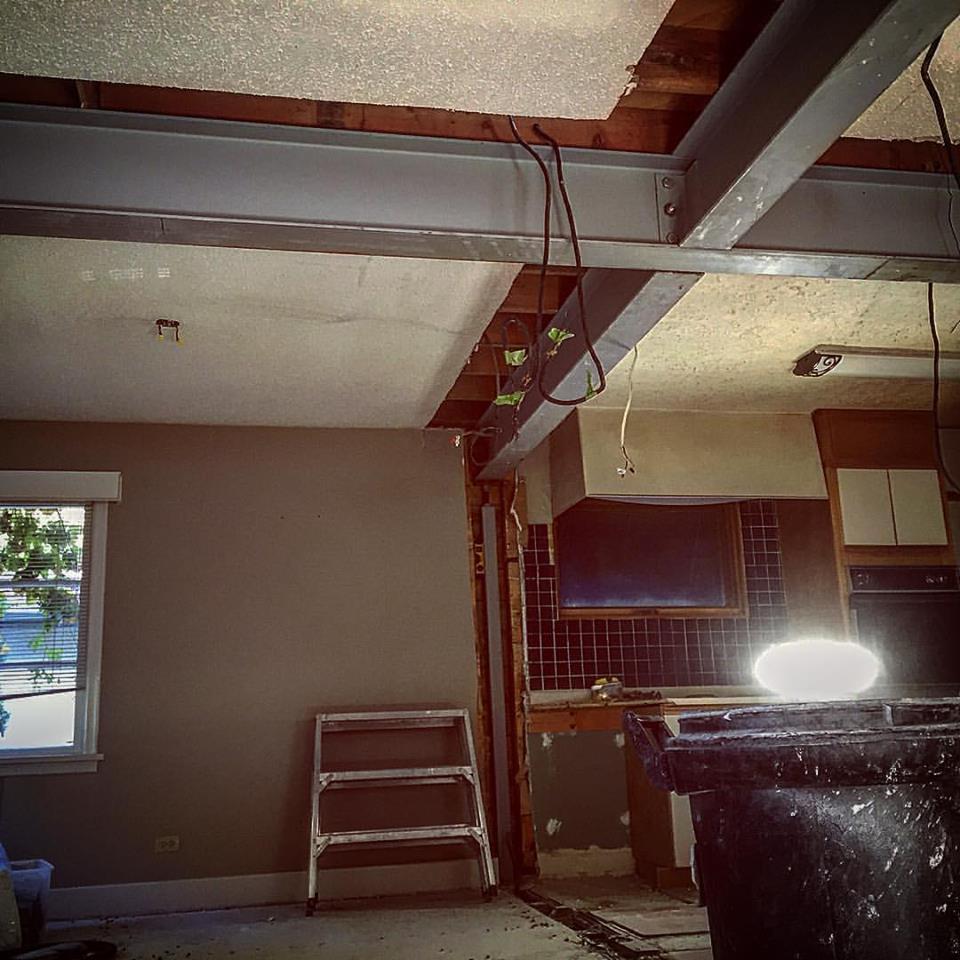 Forged Foundations Regina basement bracing structural bracing interior waterproofing weeping tile blue skin sump pump dimple board